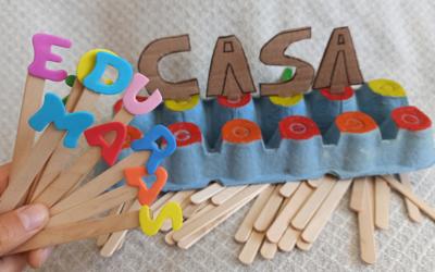 Jugar con Letras: Fonoaudiología en Casa