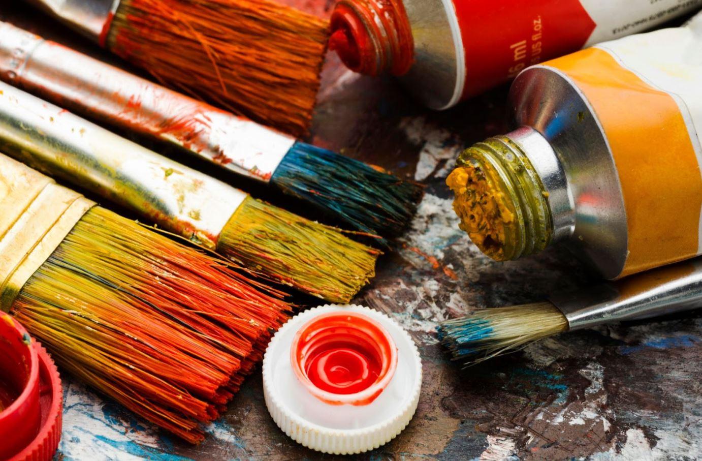 técnica de pintura puntillismo