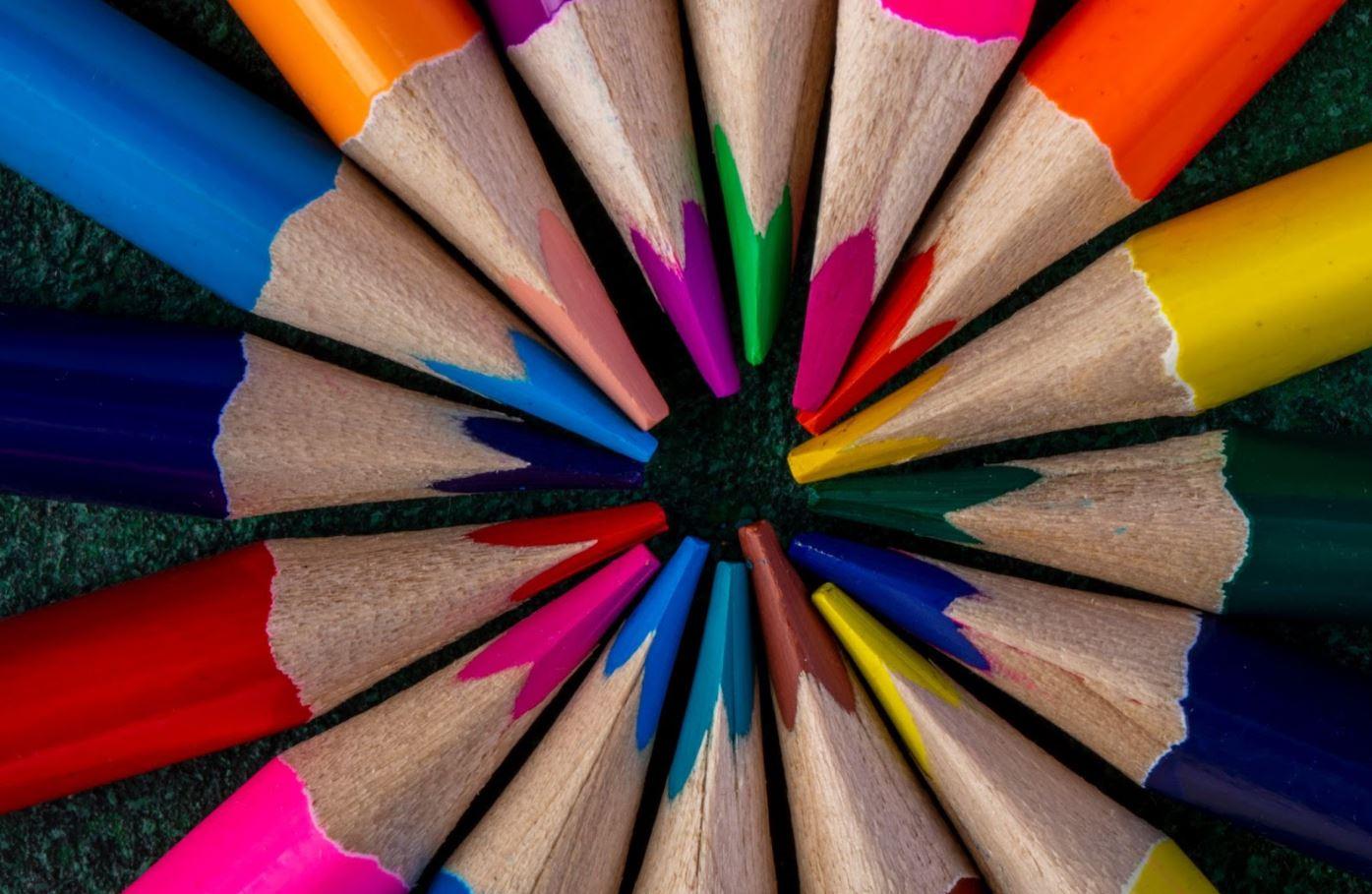 técnicas de pintura y dibujo para niños