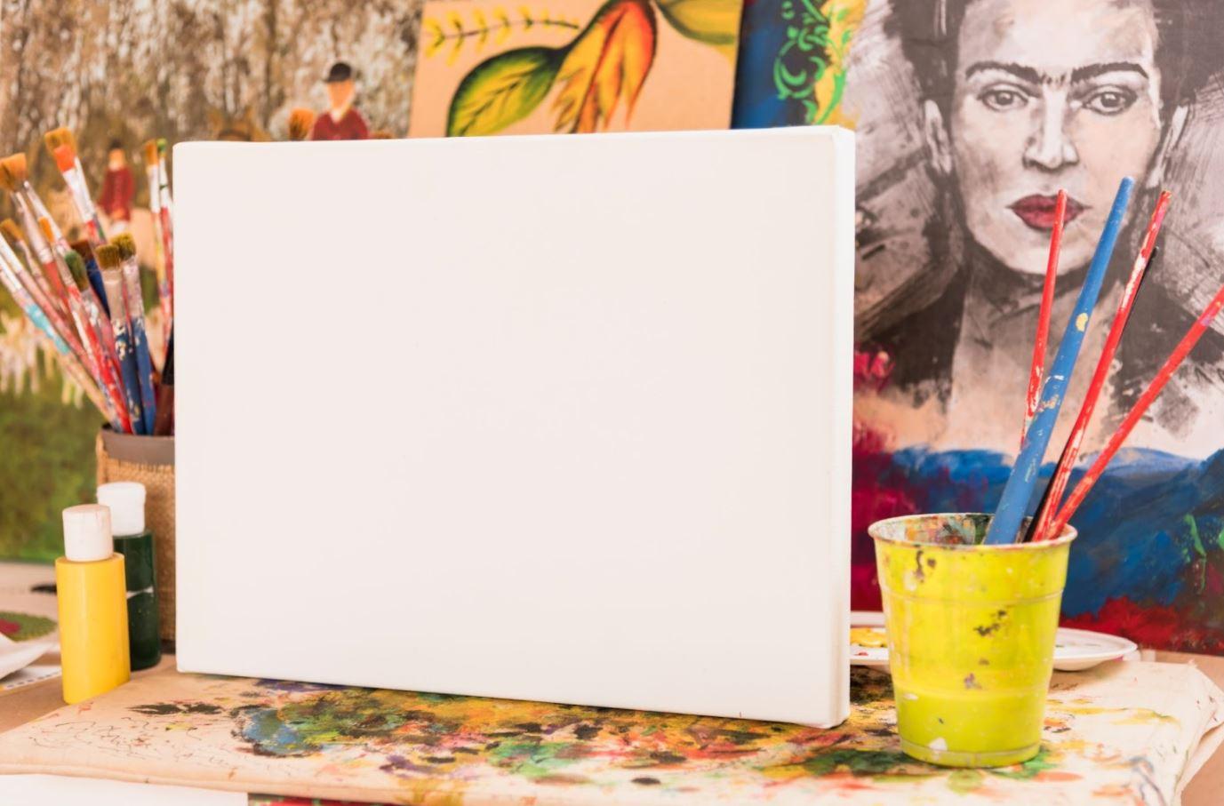 tipos de pinturas para cuadros realistas